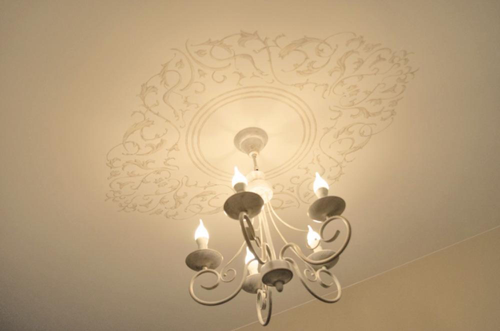 потолок-орнамент1