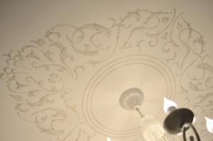 потолок-орнамент2