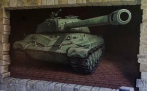 танк-обложка